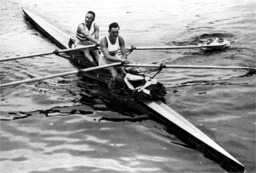 Aviron en double