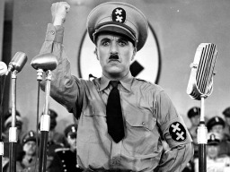 Charlie Chaplin, The Great Dictator, 1940