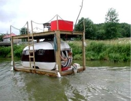 House-boat